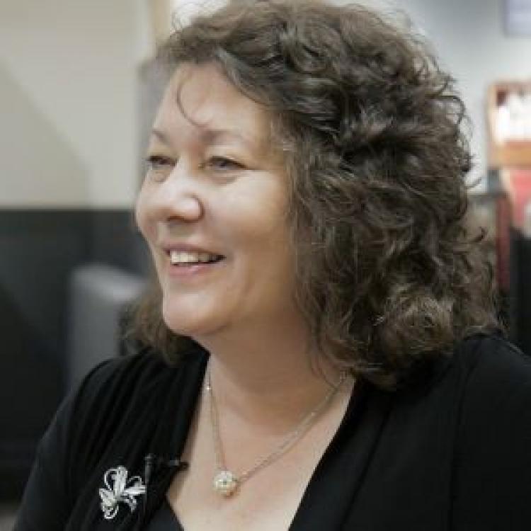 Dr.  Heather Stuart